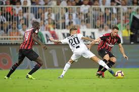 Juve-Milan, le probabili formazioni