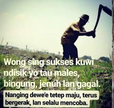 kata kata mutiara bijak quote wong sing sukses kuwi ndisik yo