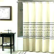curtain sets shower curtain sets target