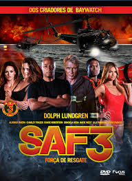 Saft 3 - Força de Um Resgate - 3 DVDs - Saraiva