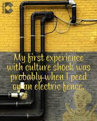 Pawanjot On Twitter First Experience Firstexperience Cultureshock Culture Shocklaga Shock Shocking Art Pee Electric Fence Electrica Bumpersticker Quote Humor Dailydose Quotestoliveby Quoteoftheday Dailyhumor Pun Funny