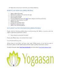 types of yoga asanas authorstream