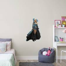 Fathead Charlotte Flair X Large Officially Licensed Wwe Removable Wall Decal Walmart Com Walmart Com
