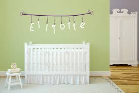 Baby Name Wall Vinyl Clothes Line Decal Clothes Pin Wall Etsy In 2020 Vinyl Wall Vinyl Wall Decals Clothes Line