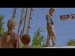 Dr Grant Electric Fence Jurassic Park Youtube