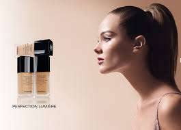 foundation chanel perfection lumière