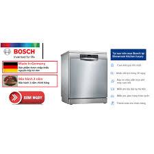 Máy rửa bát Bosch SMS46NI03E, Giá tháng 6/2020