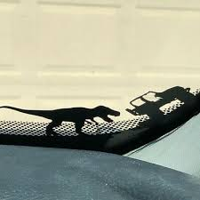 For Jeep T Rex Sticker Tyrannosaurus Windshield Easter Egg Decal Wranger Jk Yj Ebay