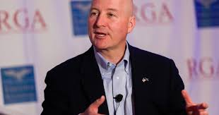 GOP Governor Pete Ricketts Fights For Tax Relief, Education Reform In  Nebraska