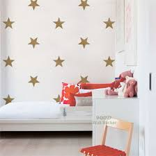 Gold Star Wall Sticker Removable Home Decoration Art Wall Decals Free Shipping 15cm Star Star Wall Stickers Wall Stickerwall Decals Aliexpress