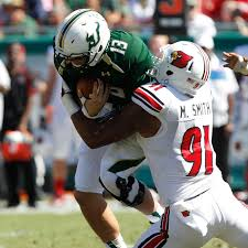 2014 NFL Draft Profile: Louisville DE/OLB Marcus Smith - Bleeding Green  Nation
