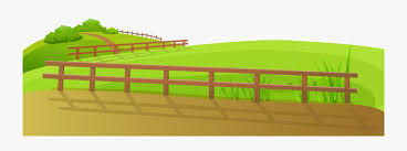 Grass Ground With Fence Png Clip Art Image Ground Clipart Free Transparent Clipart Clipartkey