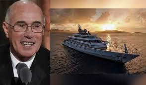 Billionaire David Geffen self-isolates in $590 million luxury ...
