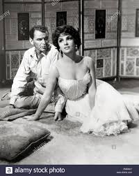 Frank Sinatra, Gina Lollobrigida