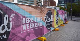 Printed Mesh Fence Banners Adelaide Signlab