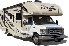 what is a toy hauler motorhome