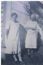 Memories of Aunt Florence and Aunt Lula and Their Men – Brookside ...