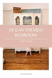 How I Decorated Kids Ocean Bedroom Decor Lanham Creations
