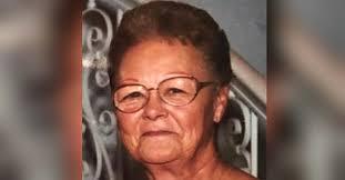 Jean Harrell Obituary - Visitation & Funeral Information