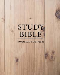 bible study journal for men christian workbooks for men