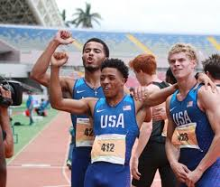 Pan Am U20s, Day 3: USA rocks pair of 4x400 WRs! | National Scholastic  Athletics Foundation