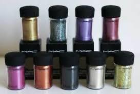 mac cosmetics pro loose pigments 4 5g