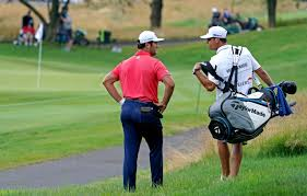 TCN EXCLUSIVE: Caddie Adam Hayes reflects on emotional win for new world  No. 1 Jon Rahm - Caddie NetworkGroupGroup
