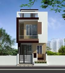small duplex house elevation at rs 5000