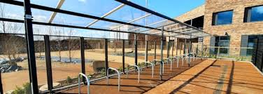 Cycle Shelters Steel Cycle Parking Solutions Bike Shelters Bicycle Shelters