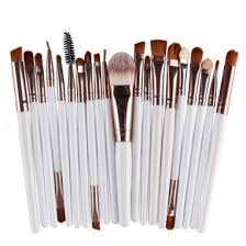 multi pack with makeup brushes rose