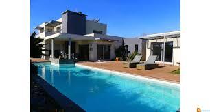 villa contemporaine à vendre au grau d