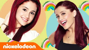 ariana grande then now victorious