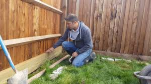 How To Build A Wooden Sleeper Raised Bed Part 1 Youtube