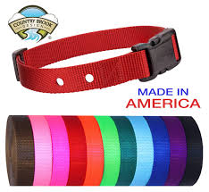 Buy 50 Nylon Replacement Collar For Dog Fence Receivers Online