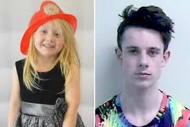 Perverted bloodlust of Alesha MacPhail's twisted teen killer made ...