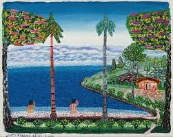Justo Susana, Dominican painter   Beautiful paintings, Art, Powerful art