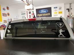 Lets See Those Cab Window Decals 2019 Ford Ranger And Raptor Forum 5th Generation Ranger5g Com