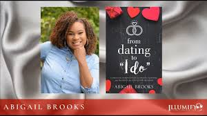Illumify author Abigail Brooks on her book From Dating to I Do - YouTube