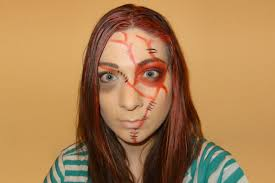 chucky makeup lovetoknow