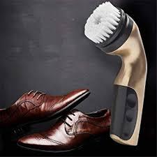 shoe polisher portable handheld