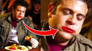 10 Times Adam Richman & Casey Webb WON On Man Vs Food! - YouTube