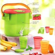 tupperware outdoor cooler gift set end
