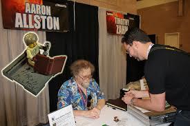 Aaron Allston Autograph | Aaron Allston gave me his autograp… | Flickr