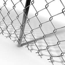 Chainlink Fence Modules 3d Model 45 Obj C4d 3ds Free3d