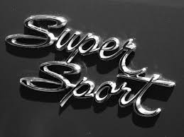 Classic Car Wall Decal Super Sport Photography Classic Car Art Father S Day Gift Vinyl Wall Graphics Muscle Car Decal By Abby Smith
