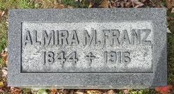 Almira Melissa Myra Campbell Franz (1844-1916) - Find A Grave Memorial