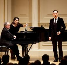 Iestyn Davies at Carnegie Hall - Review - The New York Times