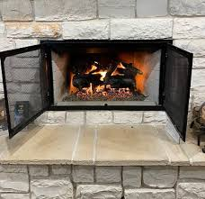 gas fireplace conversion in wisconsin
