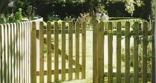 How To Build The Wooden Fence Gates