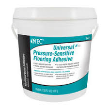 Tec Universal Pressure Sensitive Multipurpose Adhesive 1 Gallon At Menards